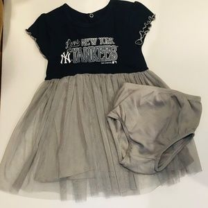 Other - NY Yankees Dress (3T)